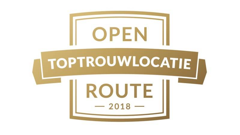 Open Toptrouwlocatie Route - 15 april 2018
