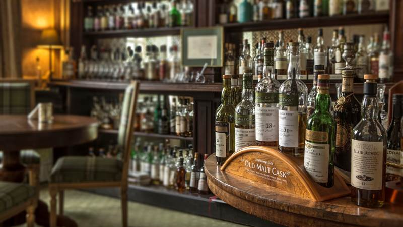 Scottish Single Malt Trail